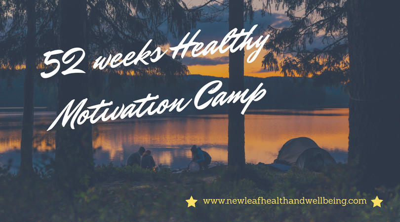 52 weeks of inspiration to keep you healthy