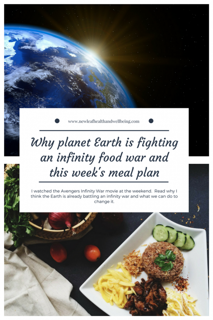 why planet earth is fighting an infinity food war