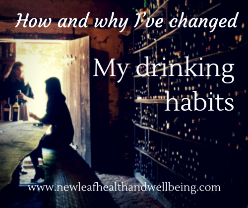 alcohol drinking habits