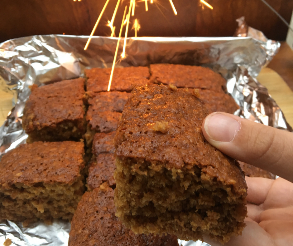 bonfire parkin recipe