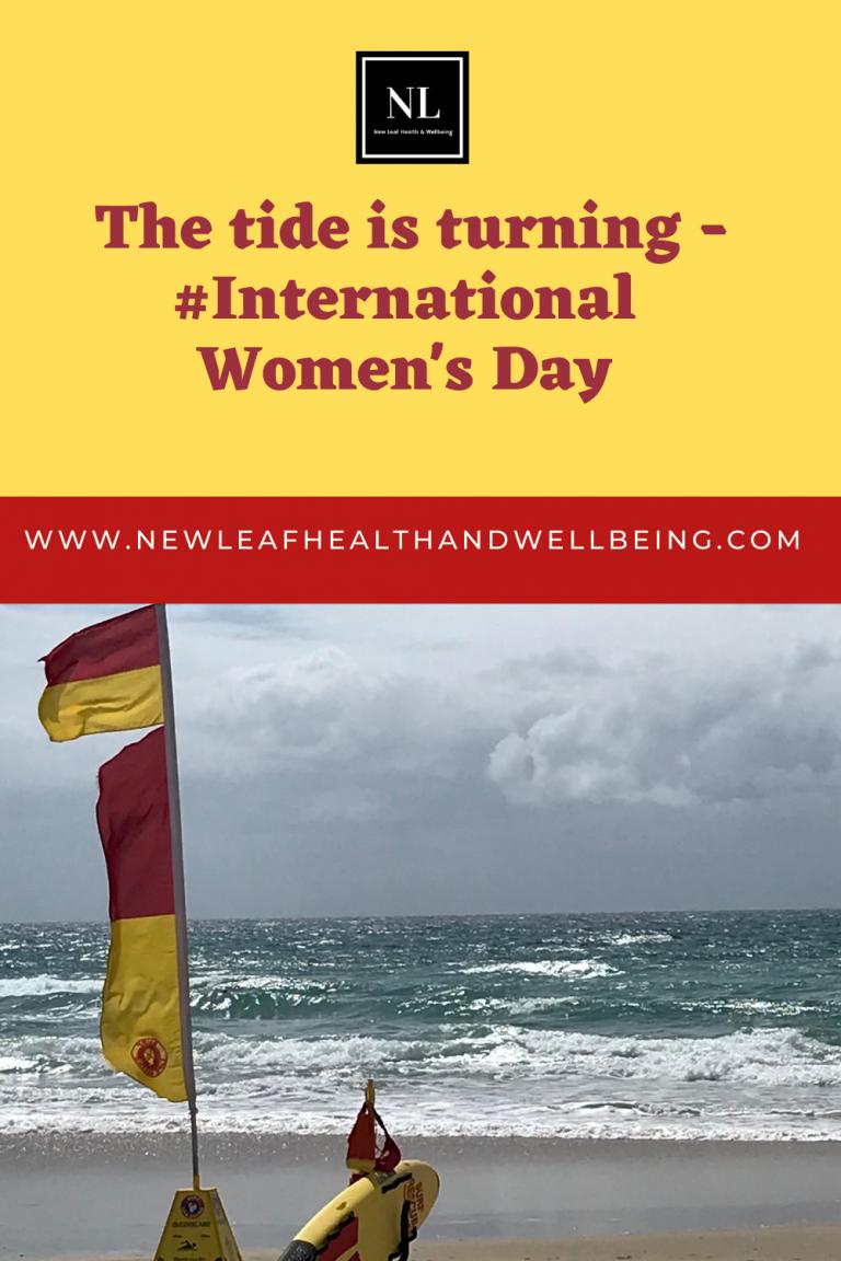 international women's day pin